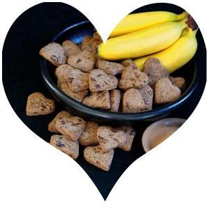 coeur banane